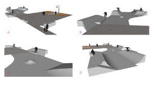 Bannockburn Skate Park Design