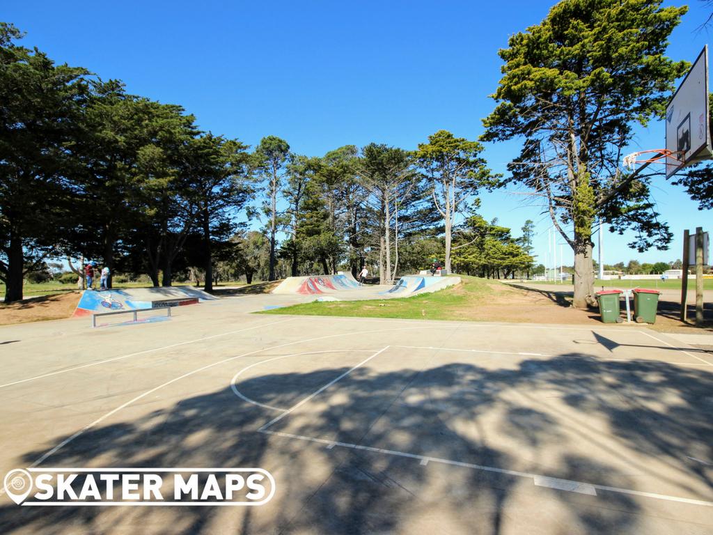 Bannockburn Skatepark Geelong Vic Australia Skateboard Parks