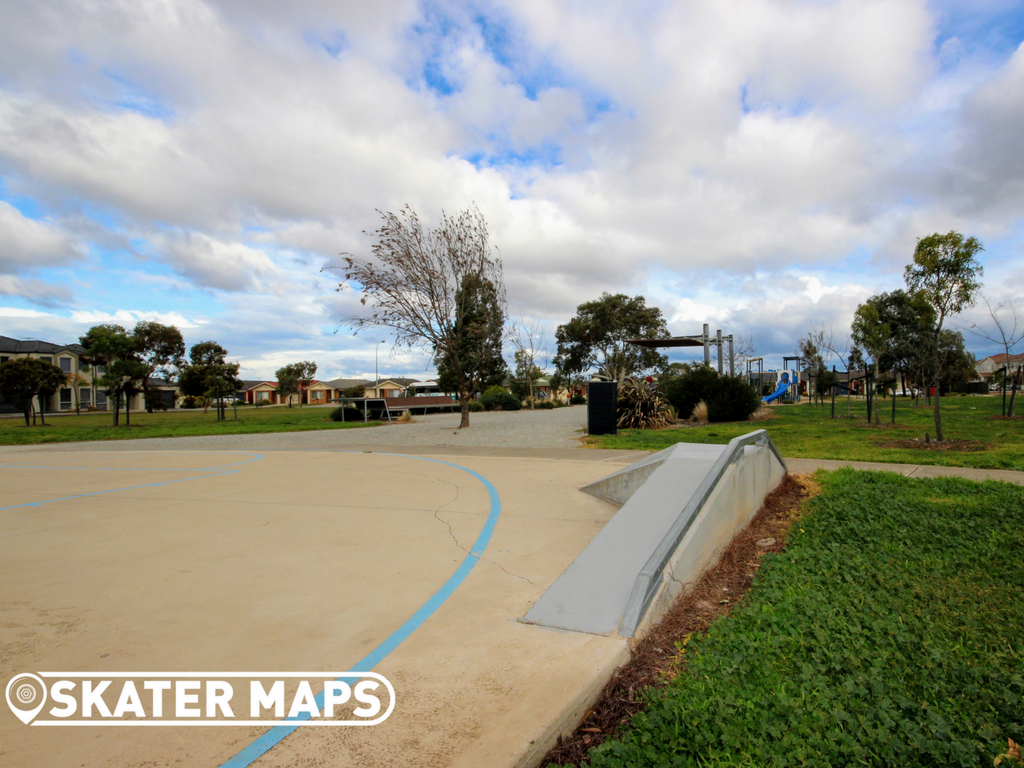 Hoppers Crossing Skatepark Clearview