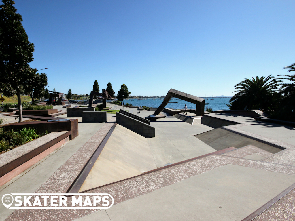 Geelong Waterfront Skatepark