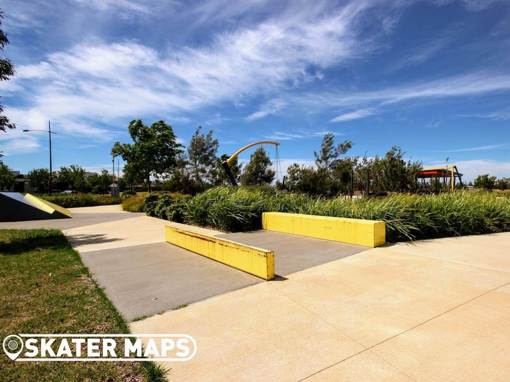 Greenvale Garden Skatepark Melbourne Vic