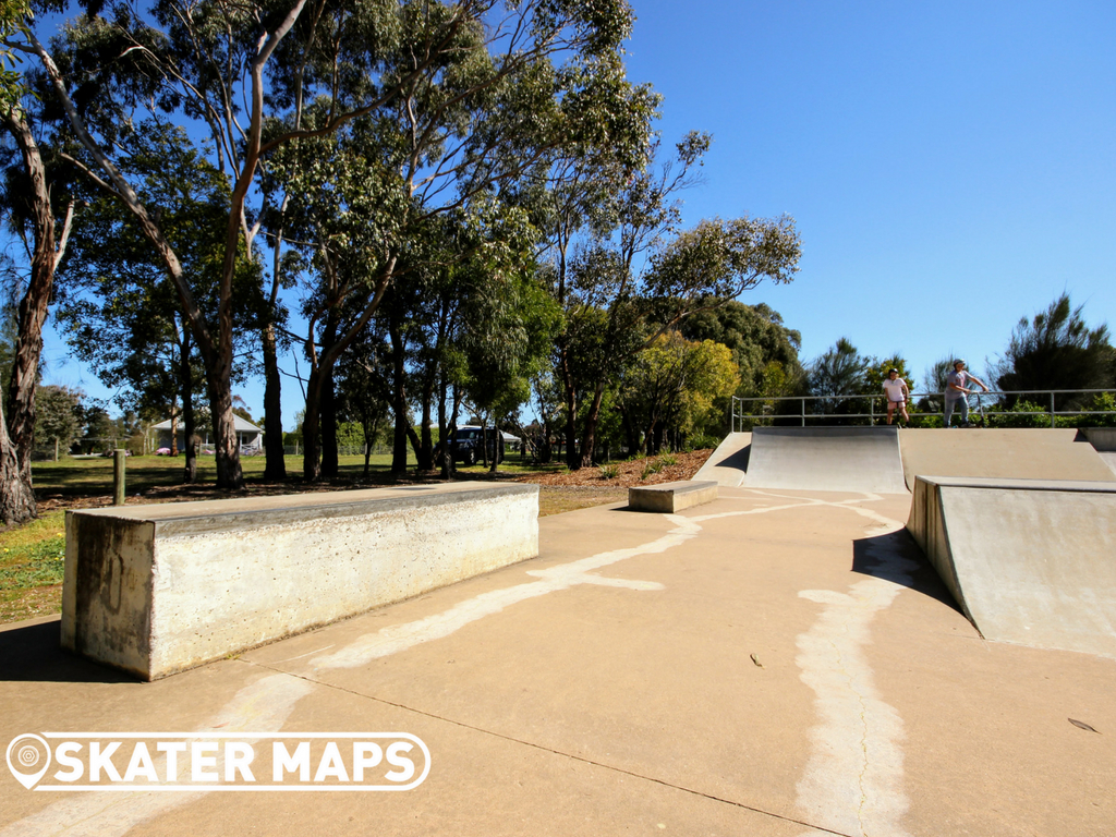 Moriac Skatepark Vic Australia Skateboard Parks Near Me
