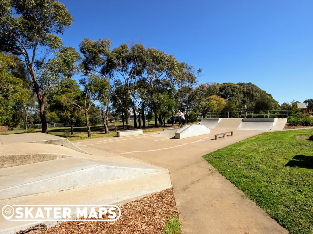 Geelong Skateparks Moriac Skate park