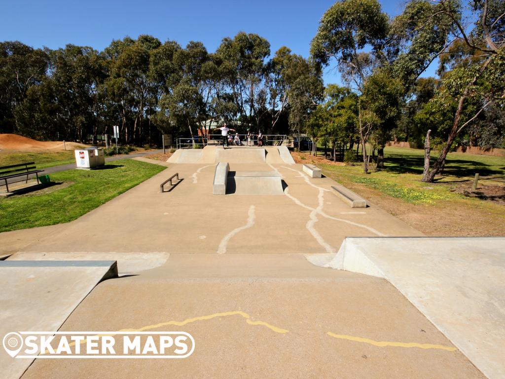 Greater Geelong Skateparks Moriac Skate park