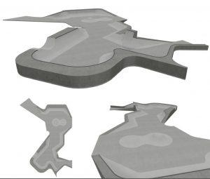 Newbury Skatepark Design
