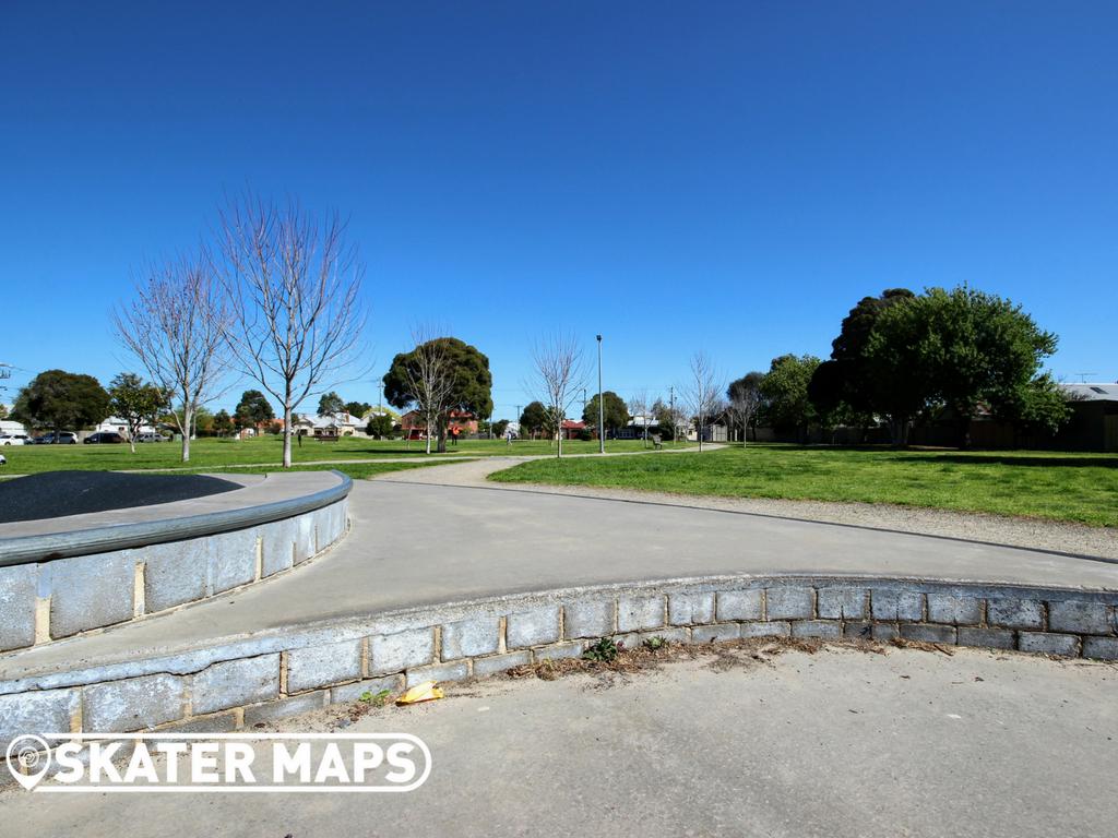Sparrow Park Skatepark
