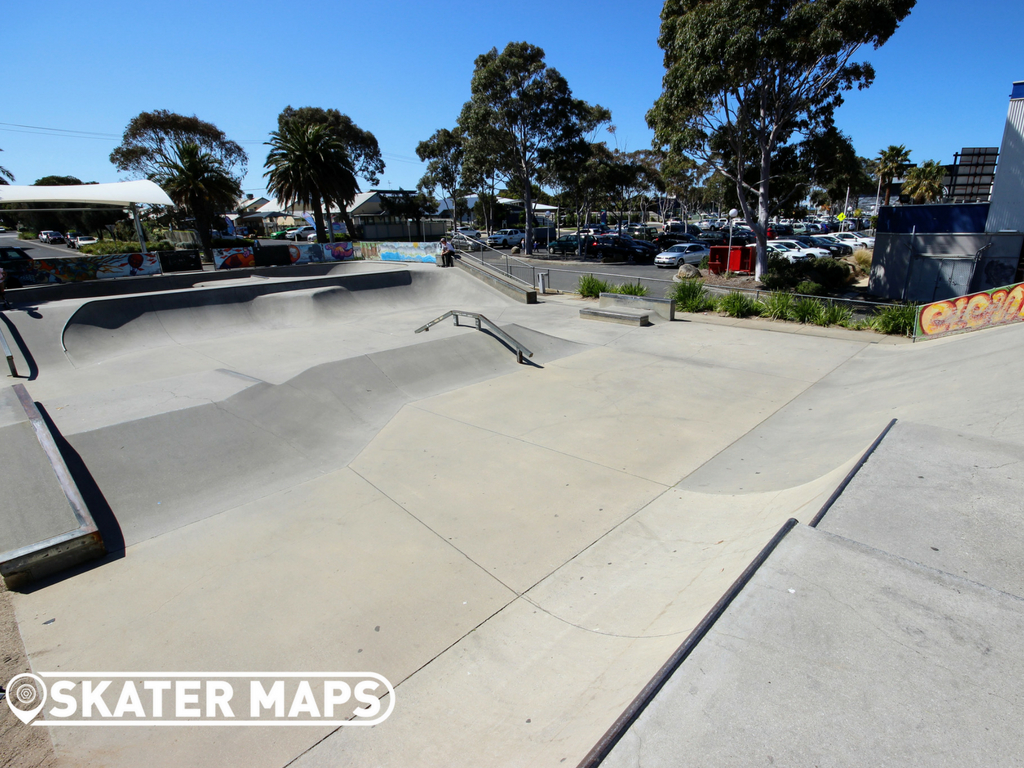 Torquay Skatepark Surf Coast Vic Aus