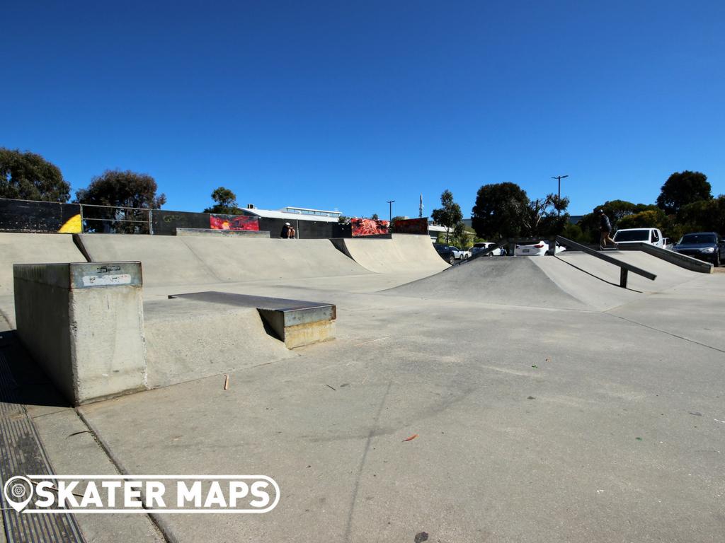 Torquay Skatepark Vic