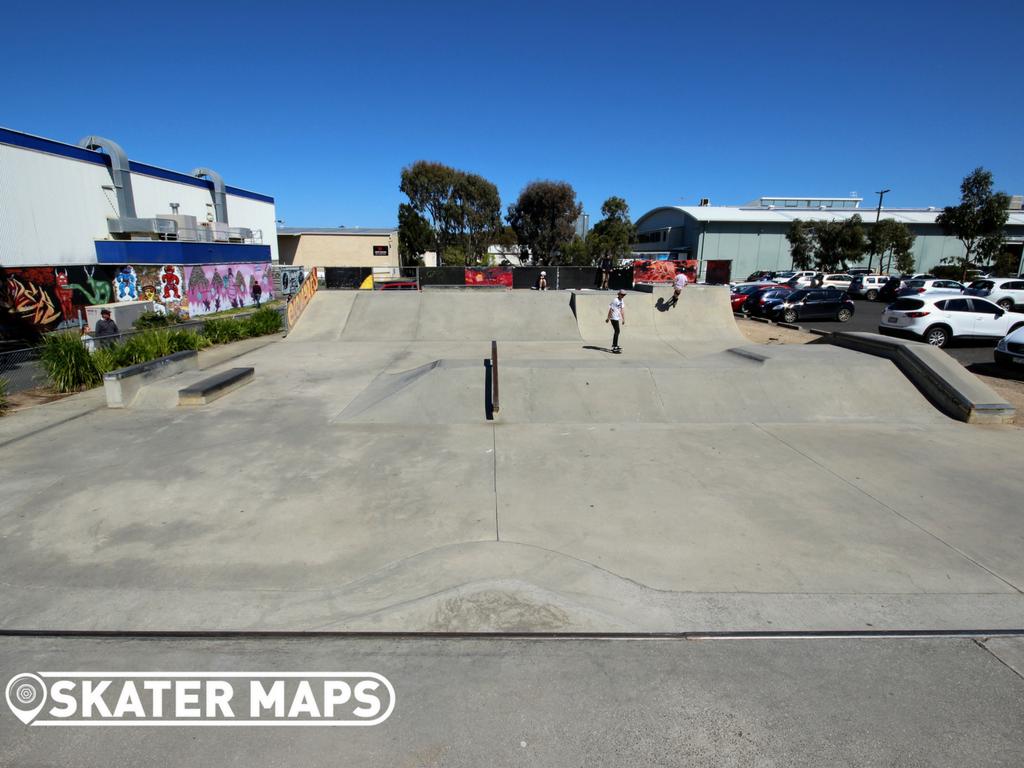 Skate Park Torquay skatepark Vic