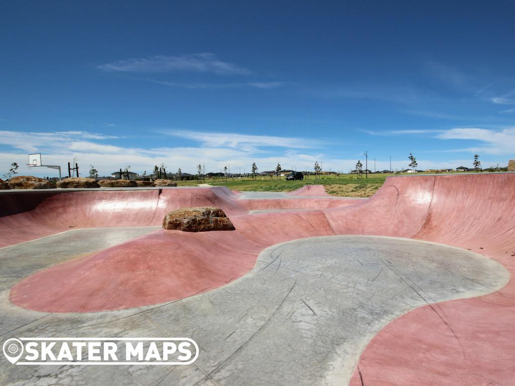 Vantage Park Skatepark Melbourne Vic Australia Skateboard Parks