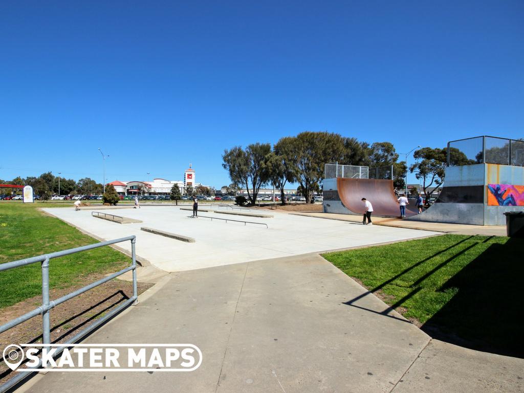 Geelong Skateparks Waurn Ponds Skatepark