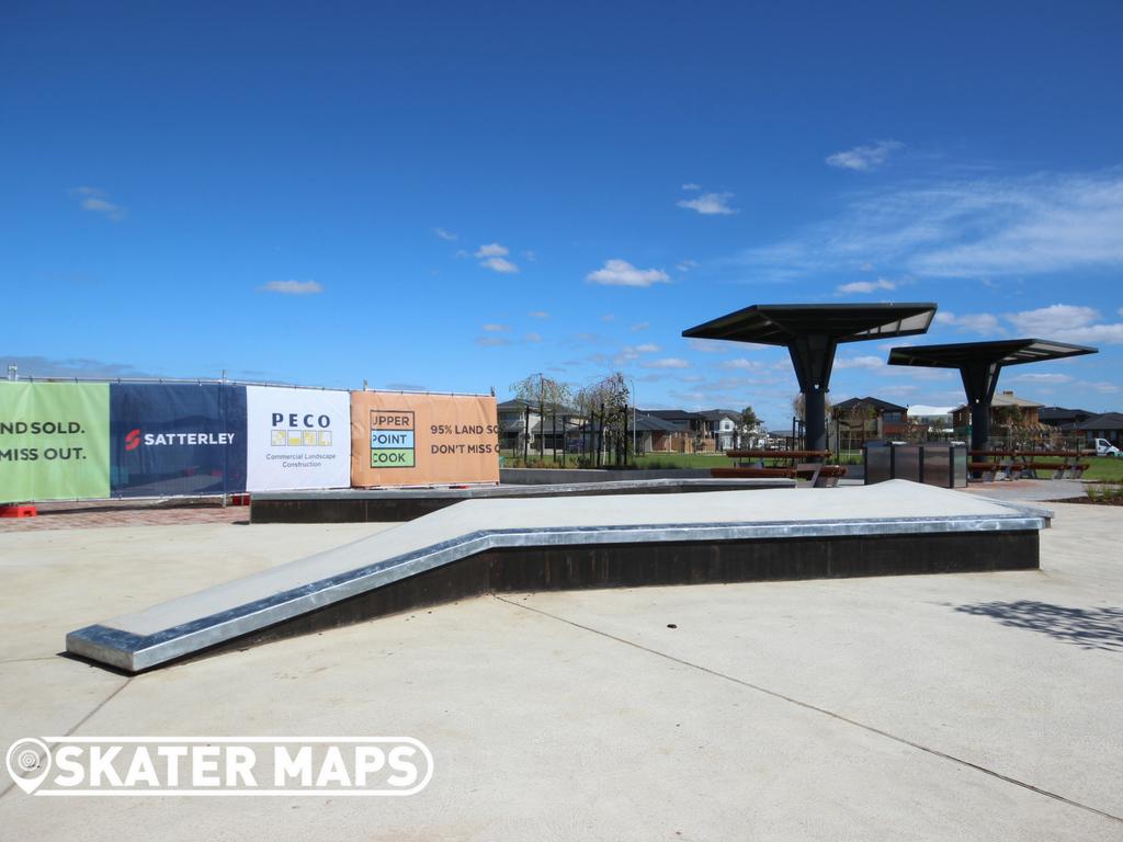 Skatepark Point Cook Melbourne Vic Australia Webster St