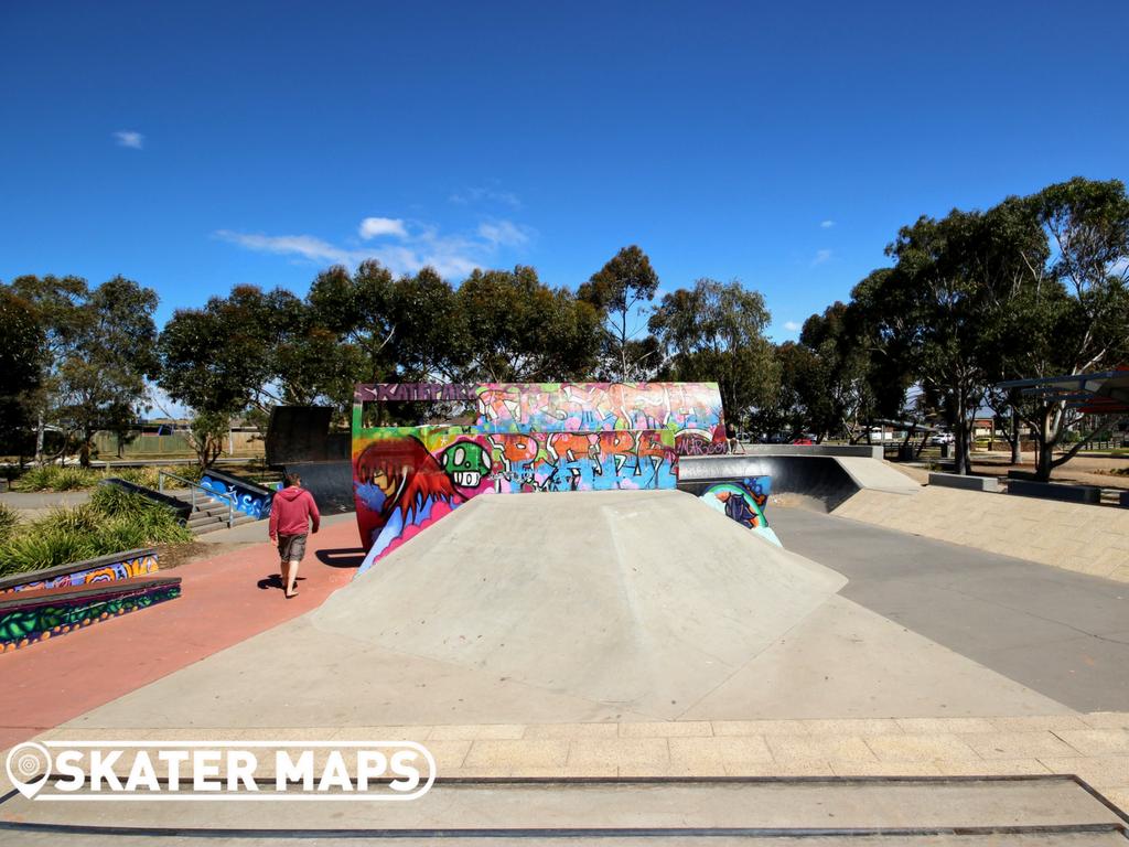 Presidents Park Skatepark Werribee