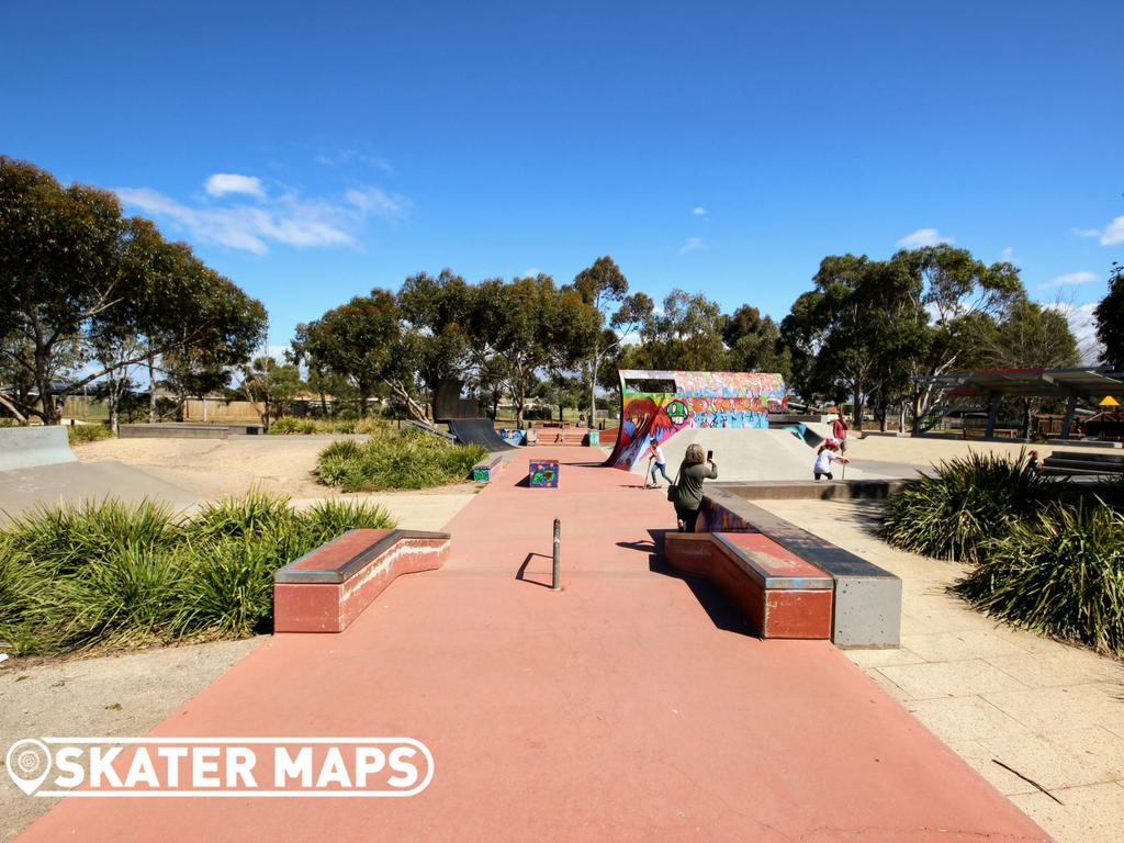 Werribee skatepark Presidents Park Skate Park