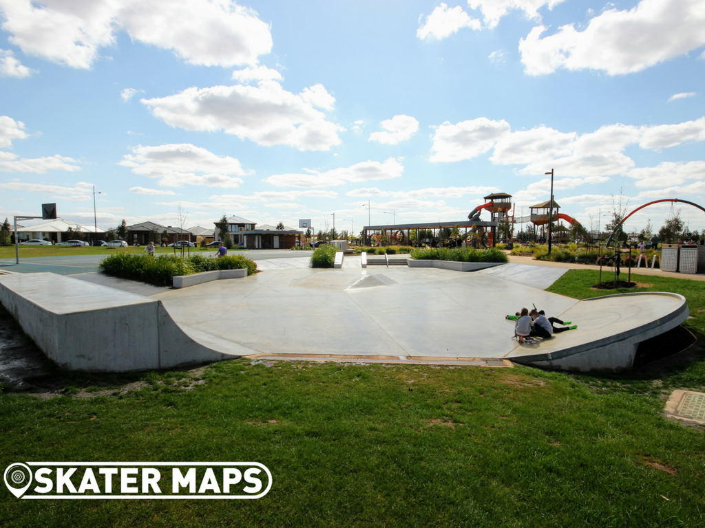 Woodlea Skatepark Melbourne Vic Aus Skateboard Parks and Spots