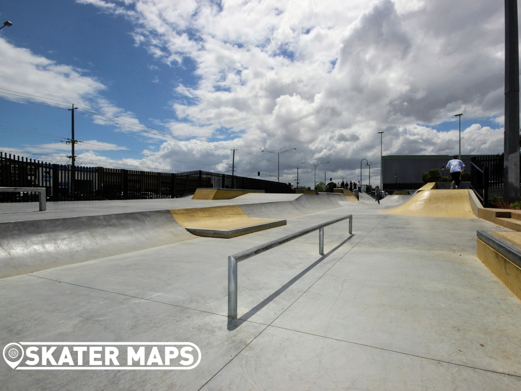 Bailey Reserve Skatepark Bentleigh East