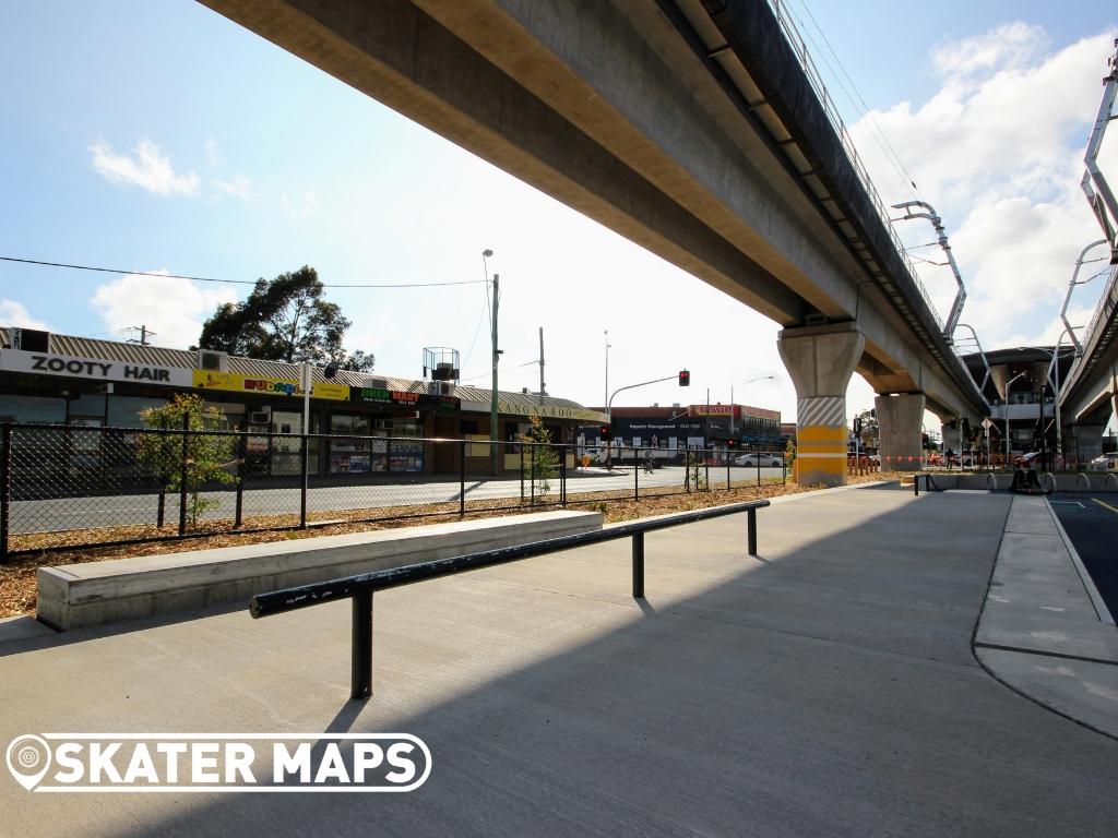 Clayton Station Skatepark Clayton Vic Aus Skate Parks