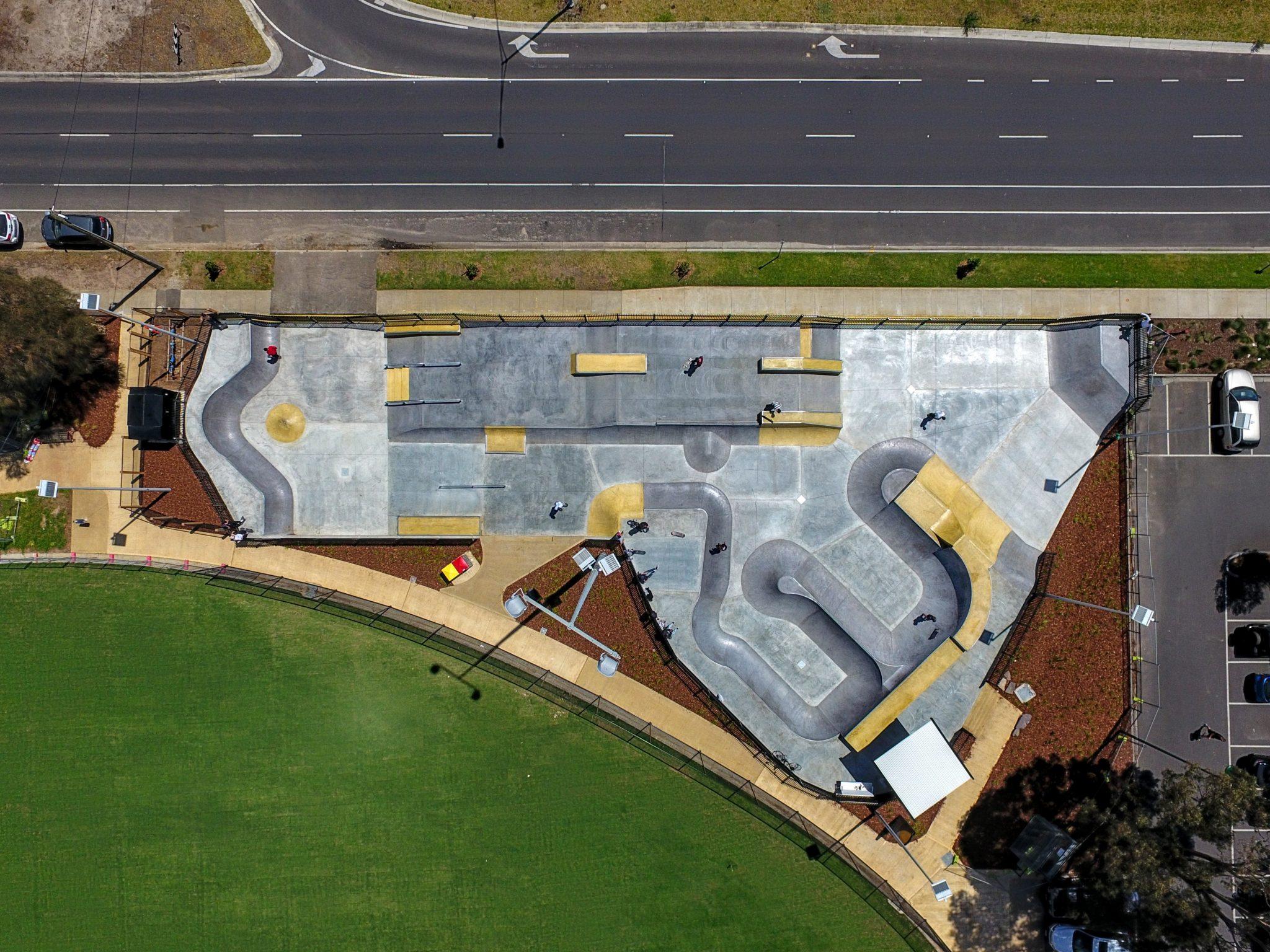 New Skateparks Australia
