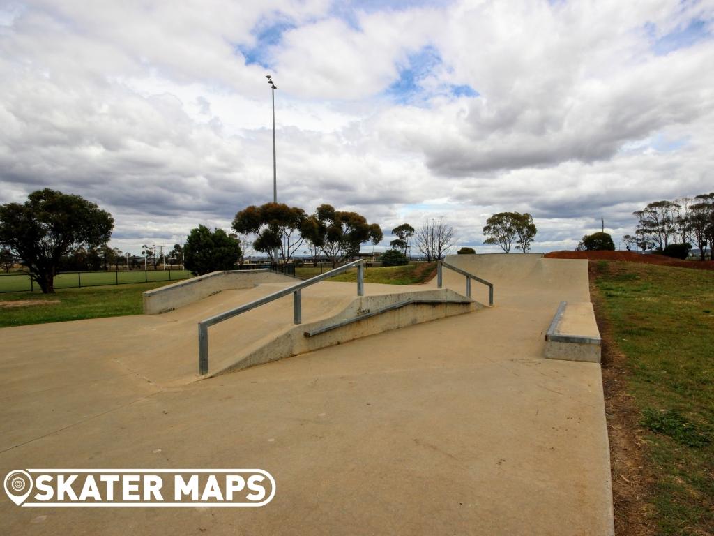 Diggers Rest Skatepark Melbourne Vic