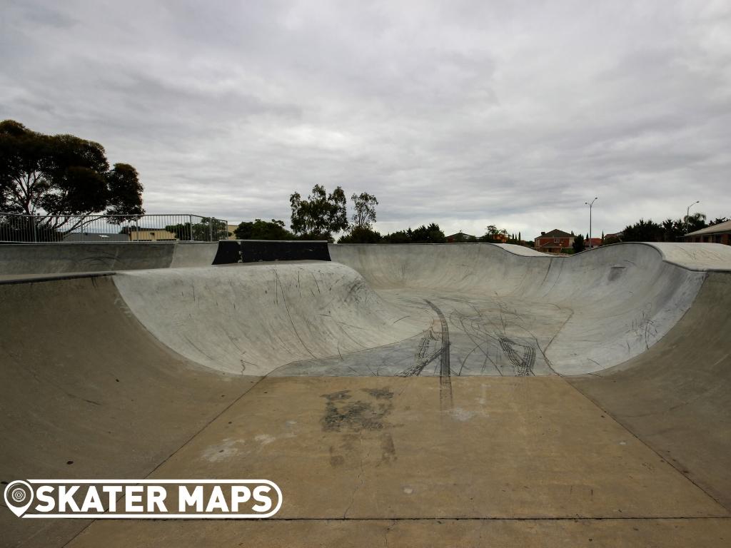 Greenvale Skatepark Melbourne Vic Aus Skate Parks