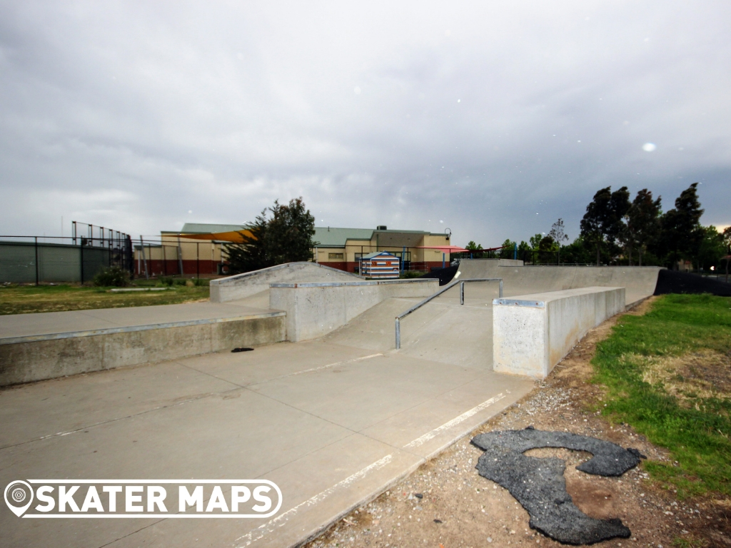 Hillside Vic Skateboard Park Melbourne