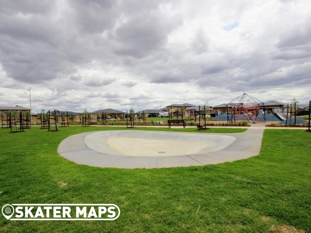 Latitude Dish Skate Park Tarneit Vic