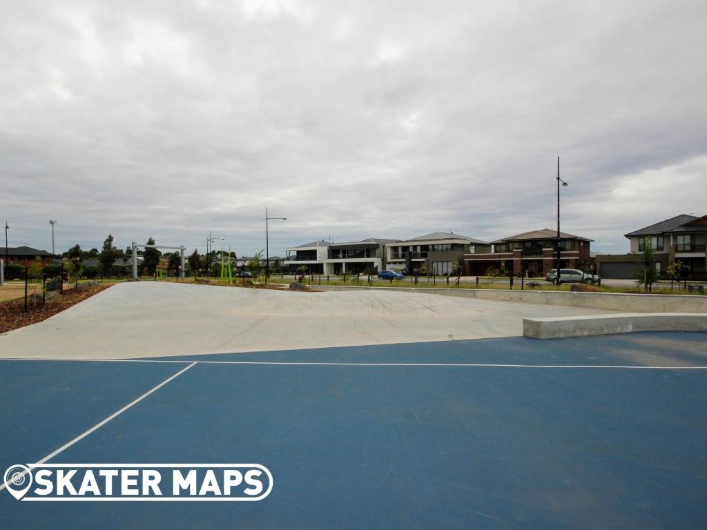 Roxburgh Park Skatepark Melbourne Vic
