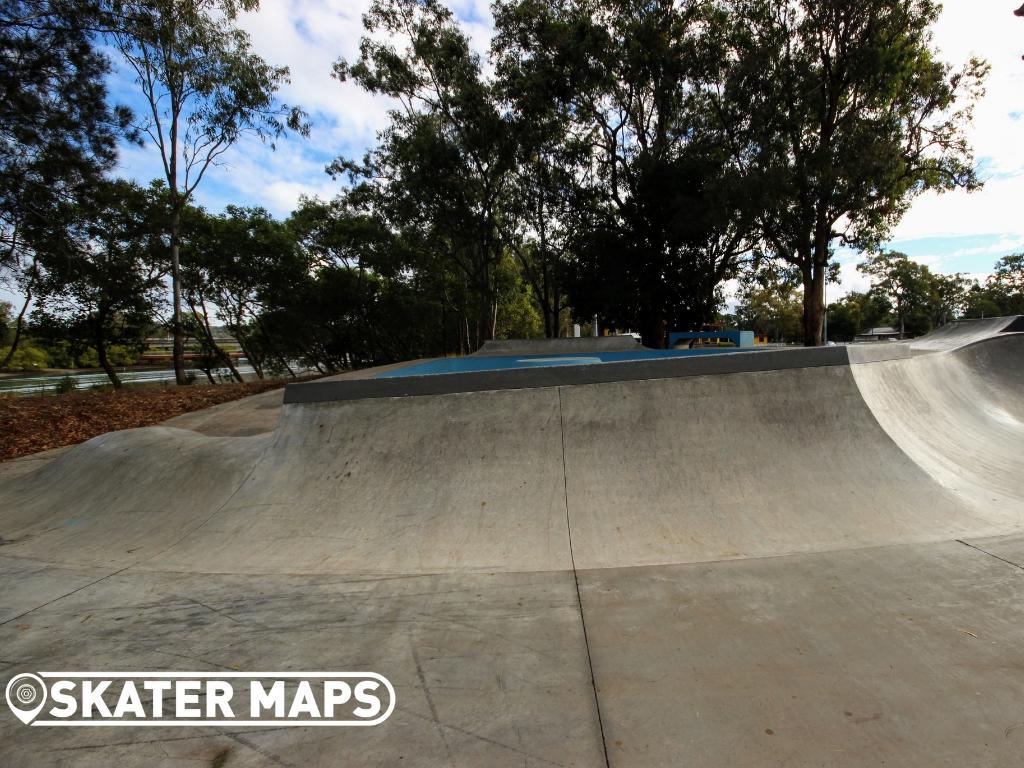 Salk Oval Skatepark Gold Coast QLD Skate Bowl