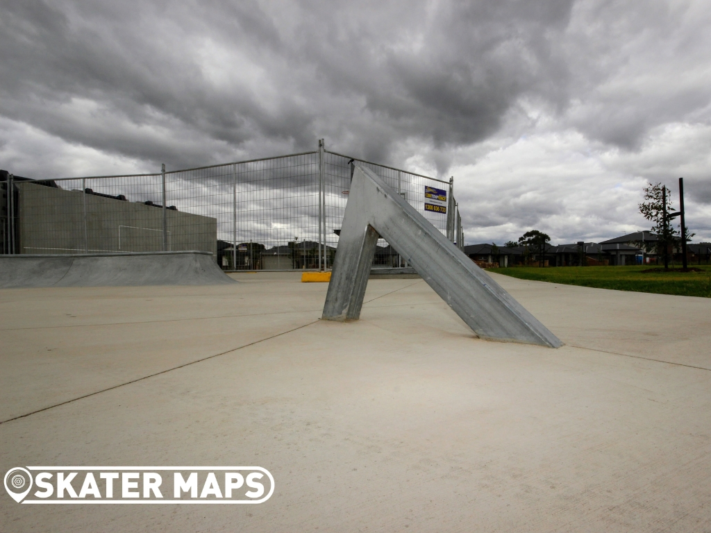 Sunbury Fields Skatepark Melbourne Vic