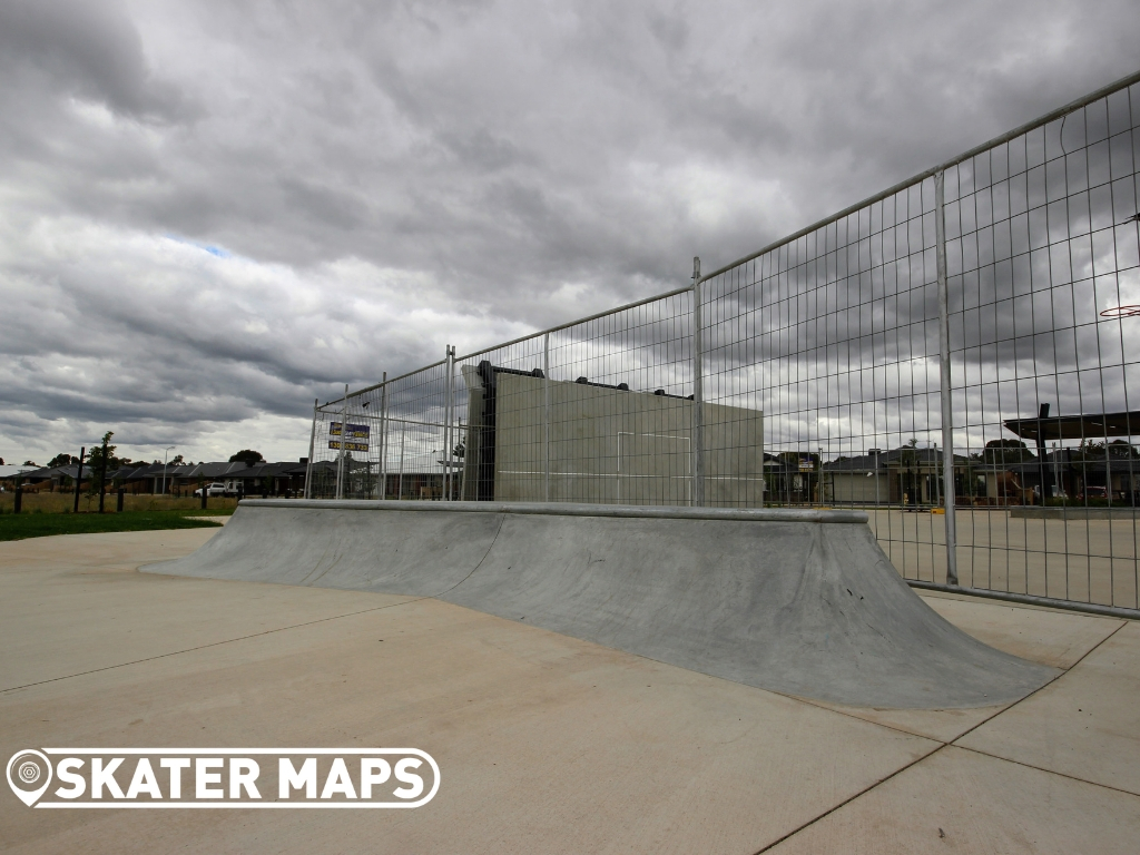 New Sunbury Skatepark Melbourne Vic