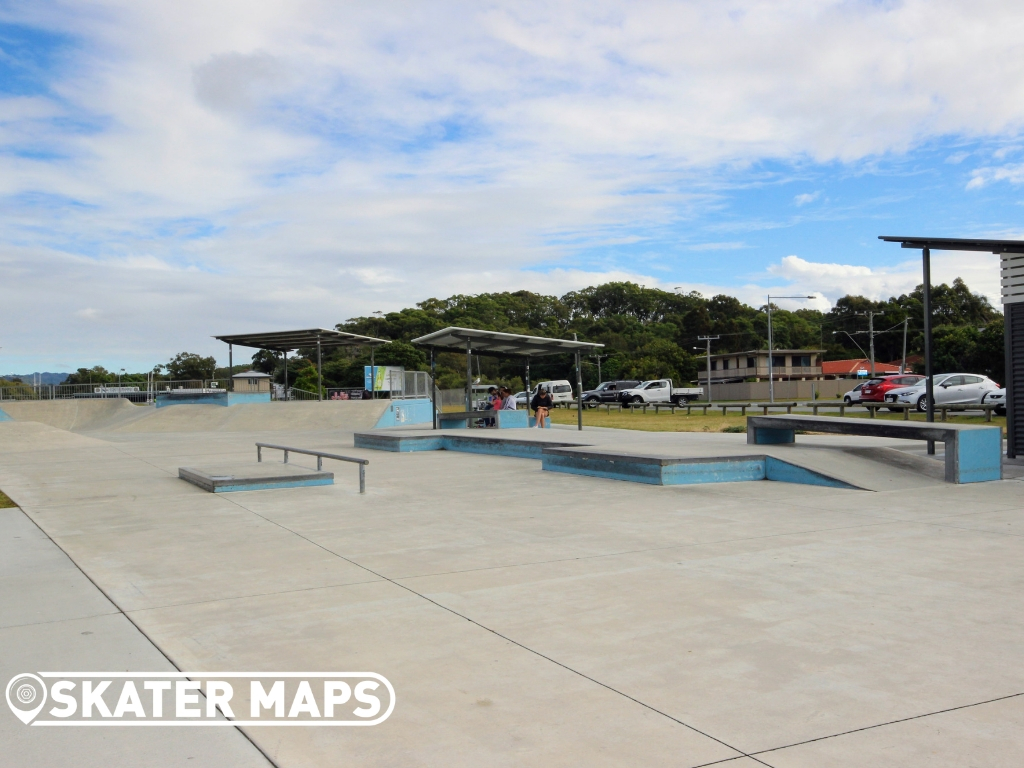 Tugun Skatepark Gold Coast QLD Skate Parks