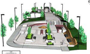 Varcity Skatepark Design