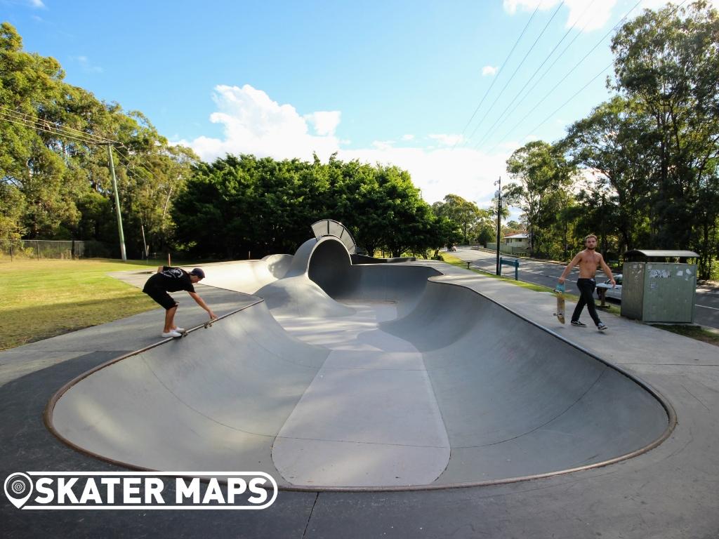 Varsity Skatepark Varsity Lakes Gold Coast QLD