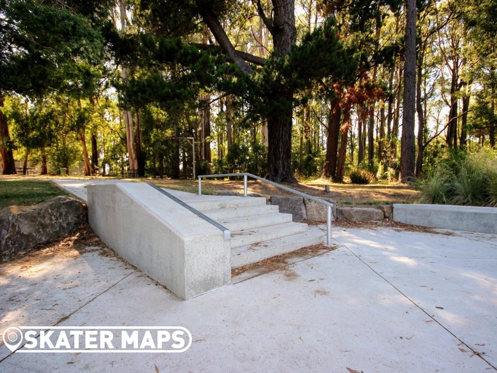 Skateboarding Park Kalorama Skatepark, Kalorama