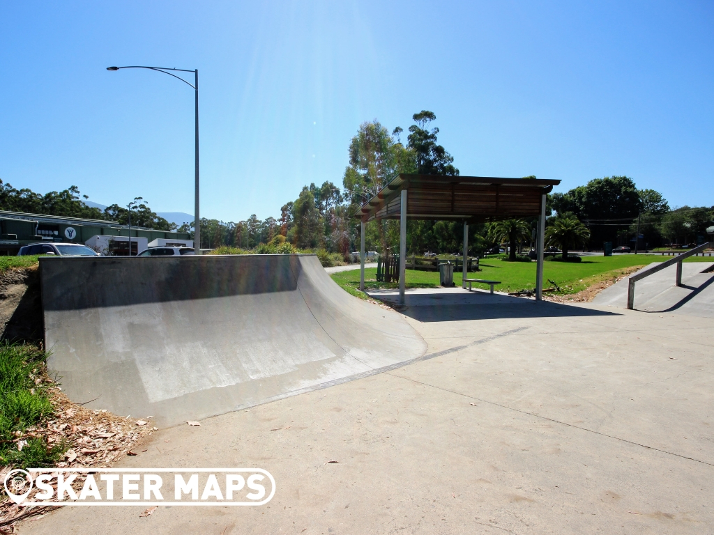 Greater Melbourne Skateparks Yarra Junction Victoria