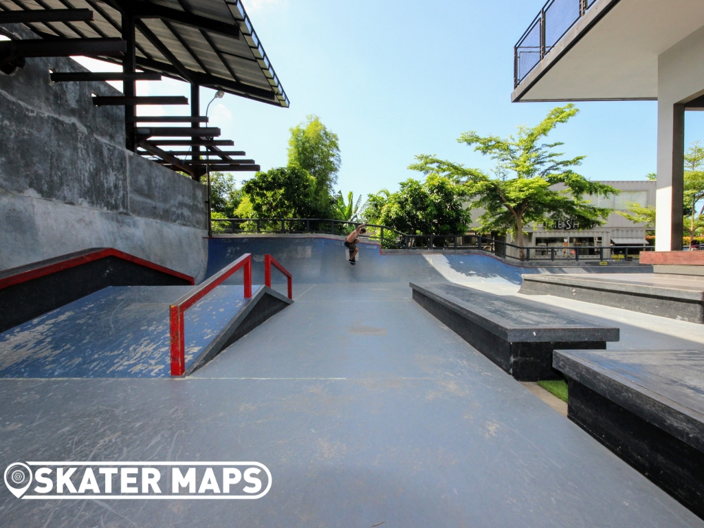 Amplitude Skatepark Bali