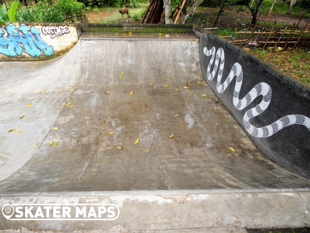 Balangan Surf Skate Bali Indonesia