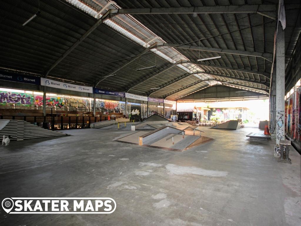 Donkey Skatepark Skateboard Park Kuta