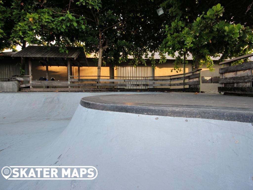 Globe Skate Park Bali