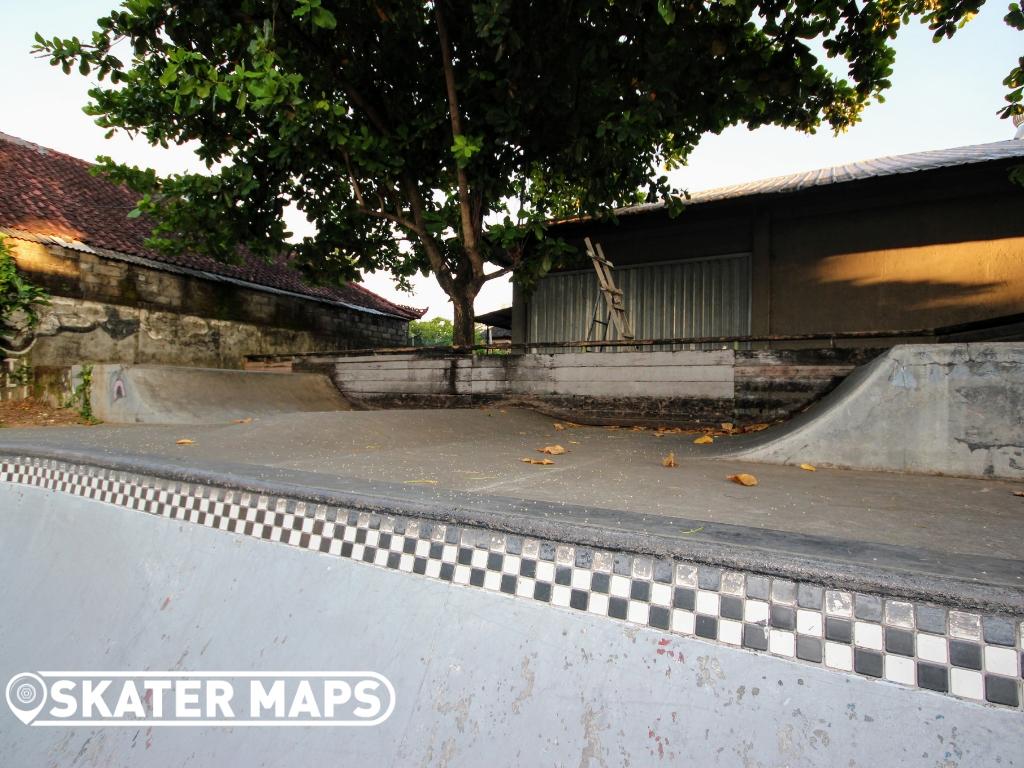 Globe Skatepark Bali