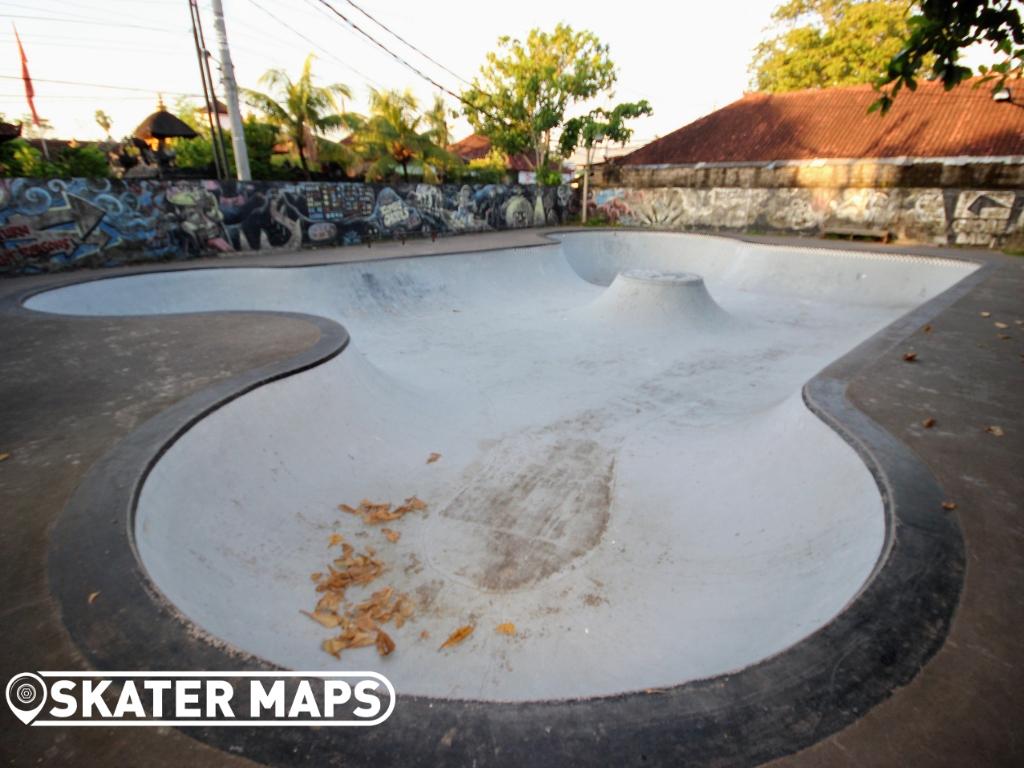 Globe Skate Park Bali Indonesia
