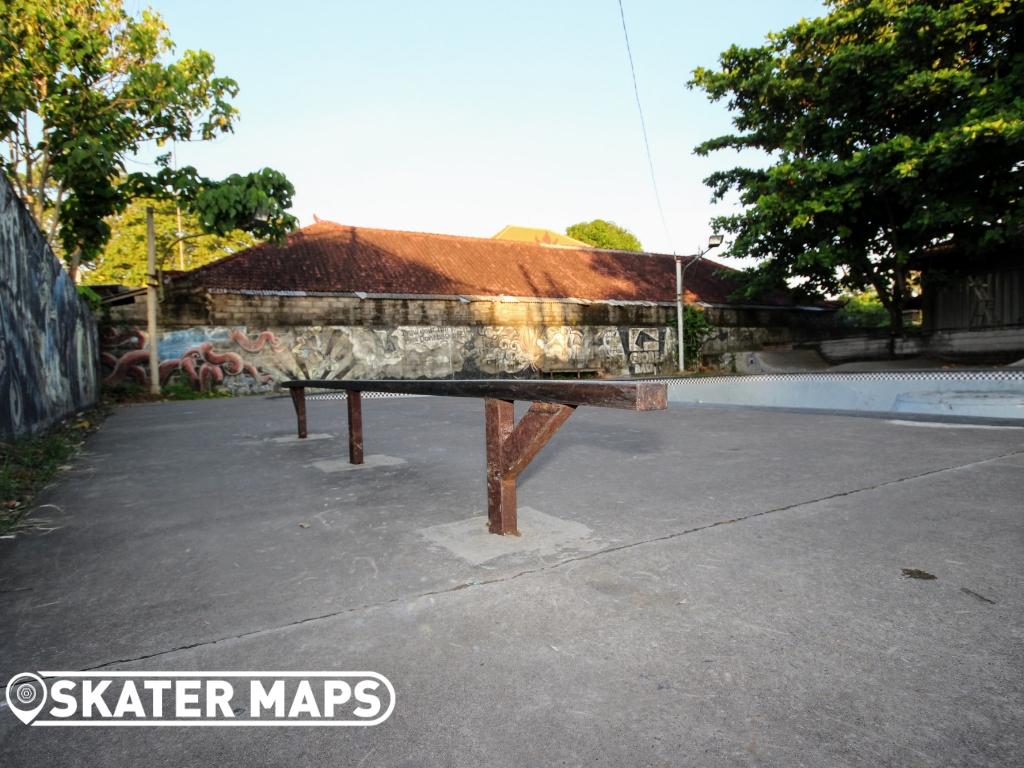 Globe Skatepark Bali Indonesia