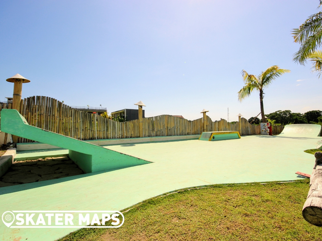 House Of Cangu Bali Skatepark