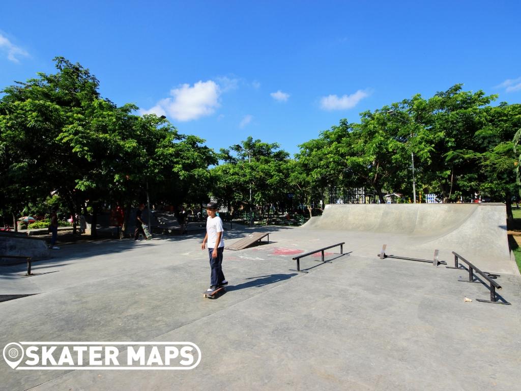 Lumintang Skatepark Denpasar City Bali