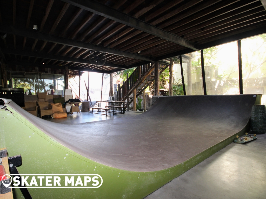 Stormrider Surfcamp Bali Mini Ramp