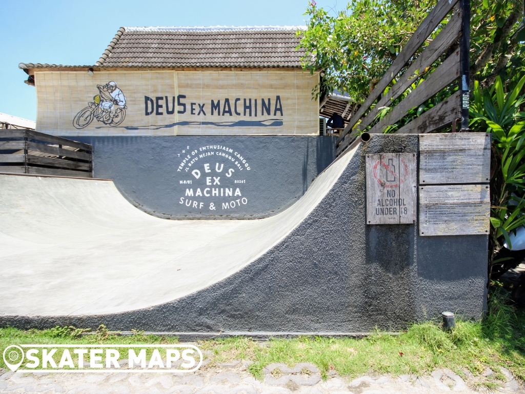 Deuse Ex Machina Bali Cangu Skatepark