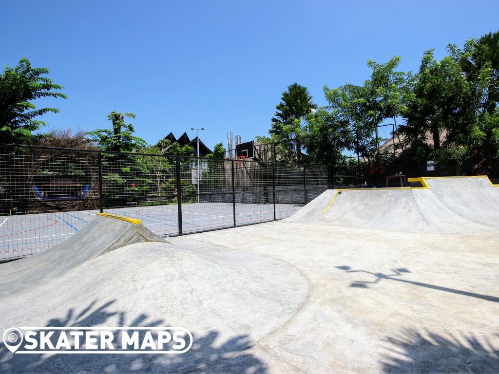 Titi Batu Ubud Club SkateparkUbud Bali Indonesia Skateboard Parks by Skater Maps
