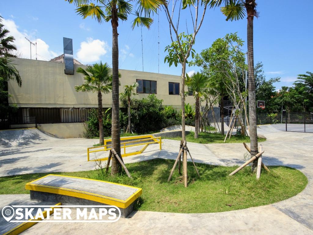 Titi Batu Ubud Club Skatepark