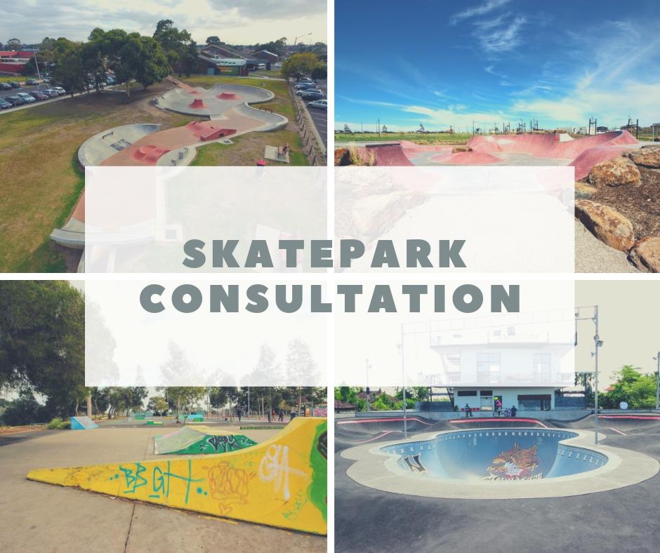 State Government Skatepark Consultation