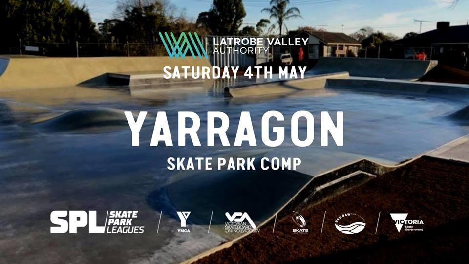 Latrobe Valley Skateboarding Comps